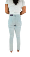 NYDJ Not Your Daughters Jeans BLUE FROST CORDUROY Legging Pants