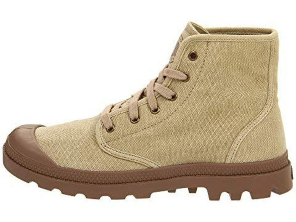 PALLADIUM Pampa Hi Stonewashed/ Men's Lace Up Ankle Chukka Boots