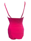 Gottex Pink One Piece Women's Swimsuit E409-2013 Size 6 USA