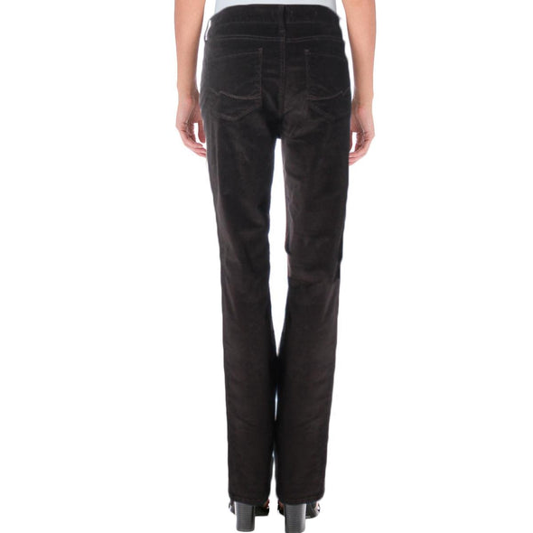 Corduroy MOLASSES Samantha NYDJ Not Your Daughters Jeans Slim Straight Women's Pants