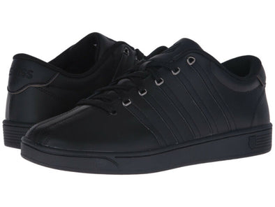 K-Swiss Court Pro II CMF Men's Low Black/Gunmetal Memory Foam Shoes
