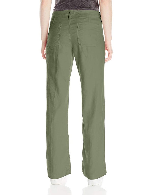 NYDJ Not Your Daughters Jeans DKOLI DARK OLIVE GREEN Trouser $114 Petite Pants