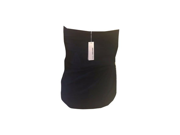 James Perse Deep Navy Blue (Dee) Strapless Tube Top Women's Size Large (3)