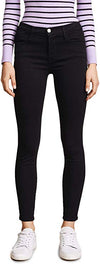 Frame Le High Skinny Film Noir Black Jeans Women's Size 30 (8)