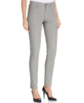 NYDJ Not Your Daughters Jeans PEARL GREY SLIM Jeans Women/'s Petite Pants