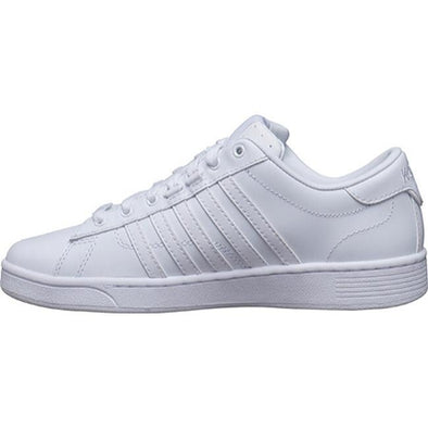 K SWISS Hoke CMF Men's Low Top Tennis Sneakers in White/White