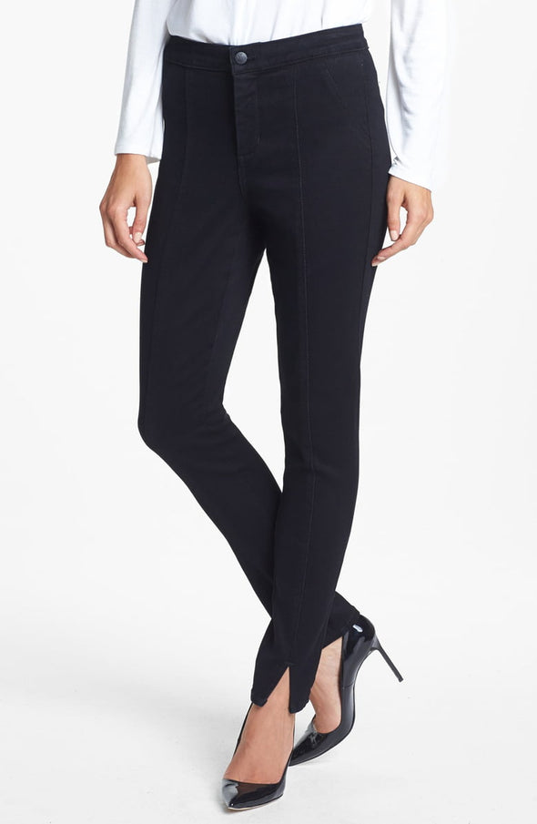 NYDJ Not Your Daughters Jeans Lotus Legging Denim Black