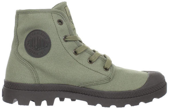 Palladium Pampa Hi Women's Ankle Boot Otan/Army Green
