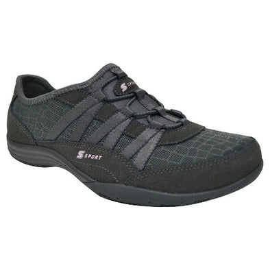 SKECHERS SPORT Relax'd Memory Foam Performance GREY Athletic WOMEN'S