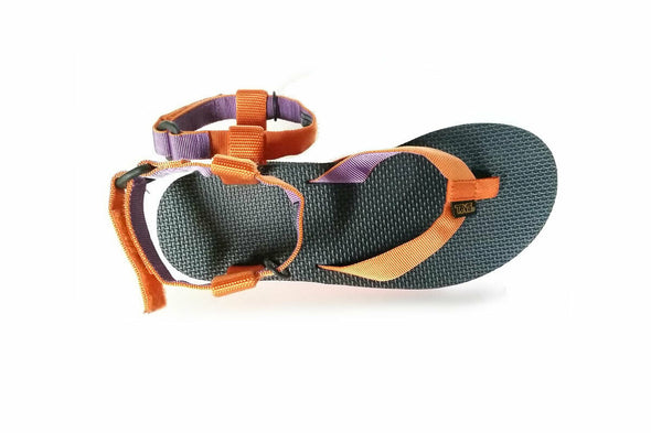Teva Orange and Purple Original Universal Sandals - Women's