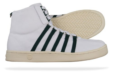 K-Swiss The Vintage CA Mid T Men's White/Frost/Antique White Shoes