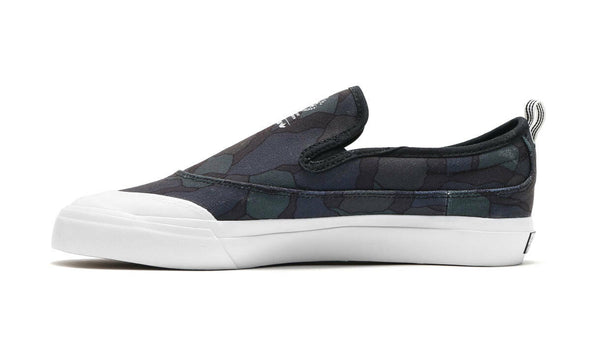 adidas Originals Men's Matchcourt Slip-On Casual Sneakers Skateboarding