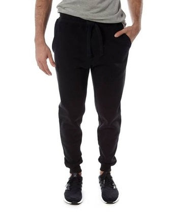 Vertical Sport Men's Black Jogger Pants