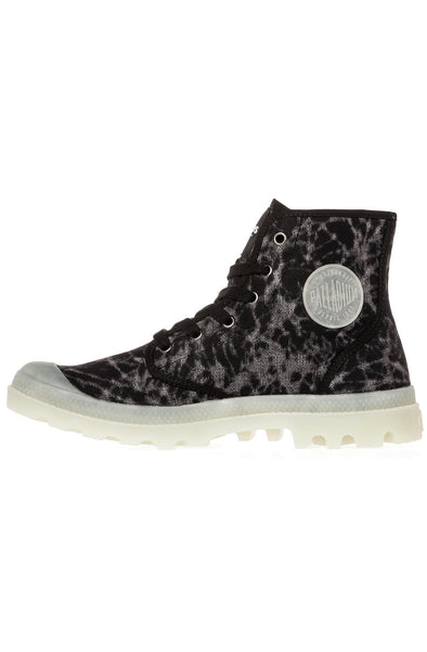Palladium Pampa Hi Men's Tie Bye/Black/Glow High Top Sneaker Boots