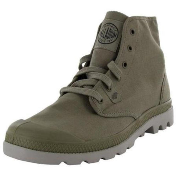 PALLADIUM Pampa Hi Lite Aluminum Men's Lace Up Ankle Chukka Boots