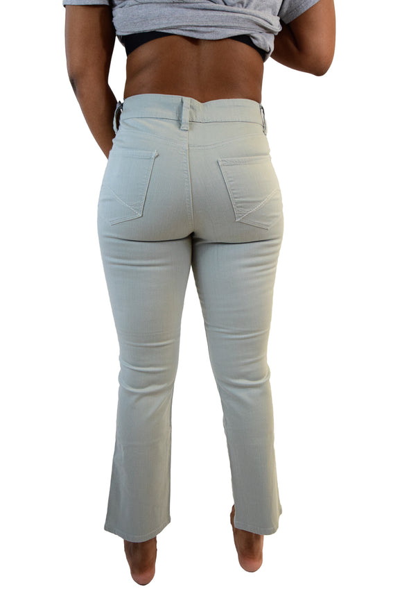 NYDJ Not Your Daughters Jeans MOONSTONE GREY SKINNY $110 Petite