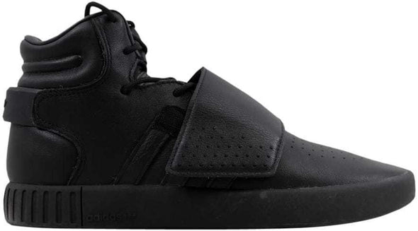 adidas Originals Tubular Invader Strap CORE BLACK Hi-Top Men's BW0671