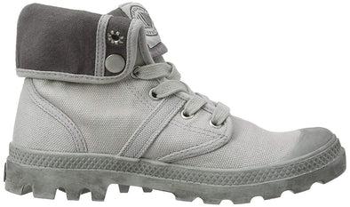 Palladium Pallabrouse Baggy Women's Chukka Canvas Boots Vapor/Metal