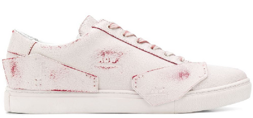 A-COLD-WALL Shard Shoe White & Red