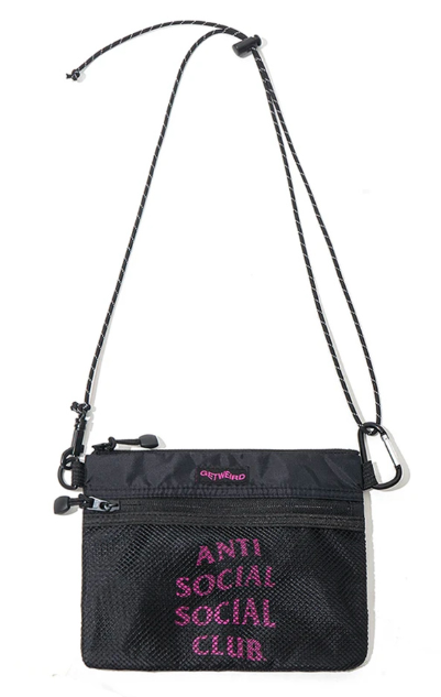 Anti Social Social Club My Bad Sidebag