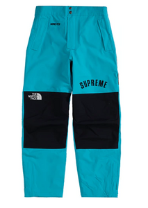 Supreme The North Face Arc Logo Mountain Pant Teal