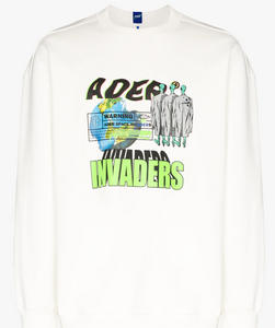 Ader Error Invaders Sweatshirt