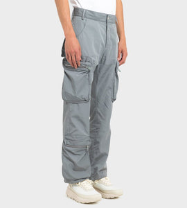 A COLD WALL* Brushed Sage Utility Trousers