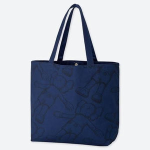 Kaws Uniqlo Floating Tote Bag