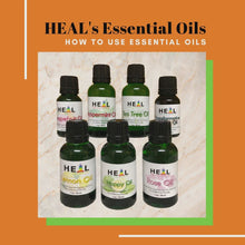 Load and play video in Gallery viewer, HEAL's Essential Oils - Grapefruit 0.5 oz