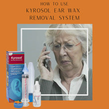 Load and play video in Gallery viewer, Kyrosol Ear Wax Removal System
