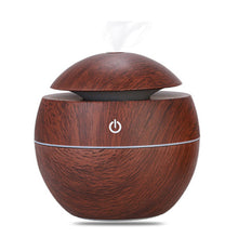 Load image into Gallery viewer, happyenergyamazinglife Harmony's Essential Oils Ultrasonic Aroma Diffuser with Color Changing LED