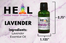 Load image into Gallery viewer, happyenergyamazinglife Natural Health Products H.E.A.L's Lavender Spa Kit