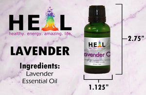 happyenergyamazinglife Natural Health Products H.E.A.L's Self Care Kit