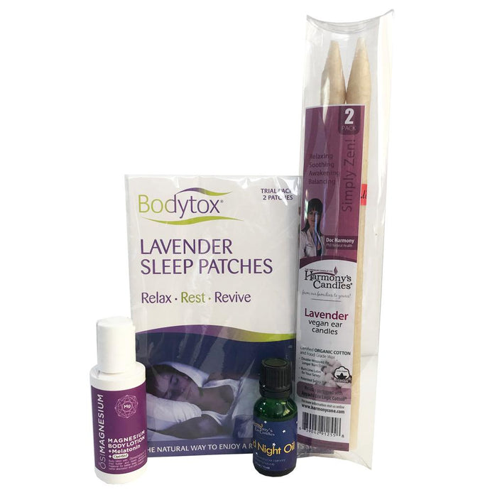 happyenergyamazinglife Natural Health Products H.E.A.L's Sleepy Time Kit