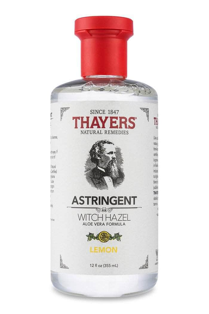 Thayers Witch Hazel Astringent- Lemon