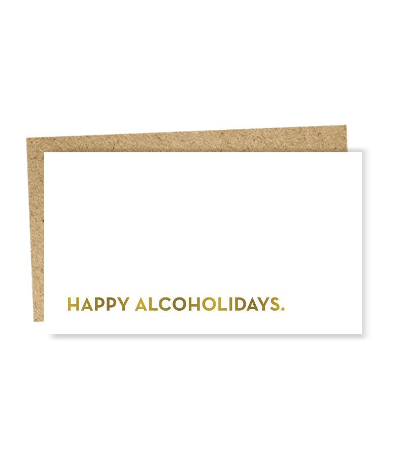 alcoholidays mini card