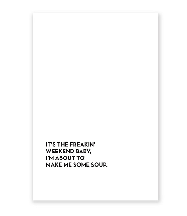 soup tea towel