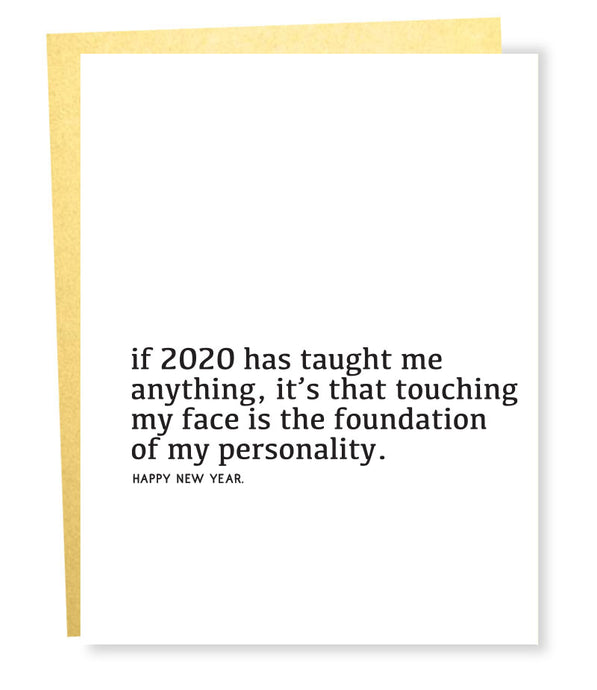 foundation card