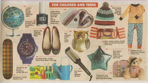 DAILY EXPRESS - GIFT GUIDE
