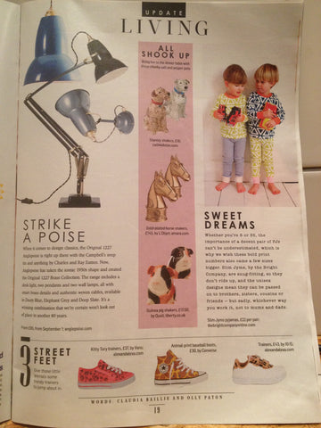 SUNDAY TIMES STYLE THE BRIGHT COMPANY