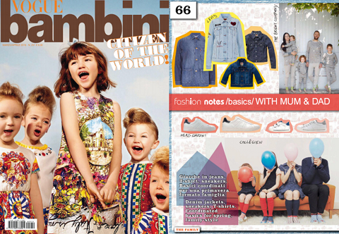 Vogue Bambini - The Bright Company - Family Feature