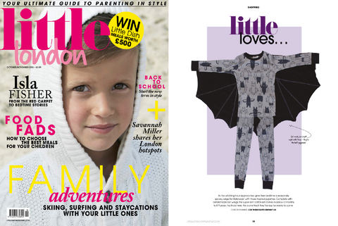 TBC IN LITTLE LONDON MAGAZINE
