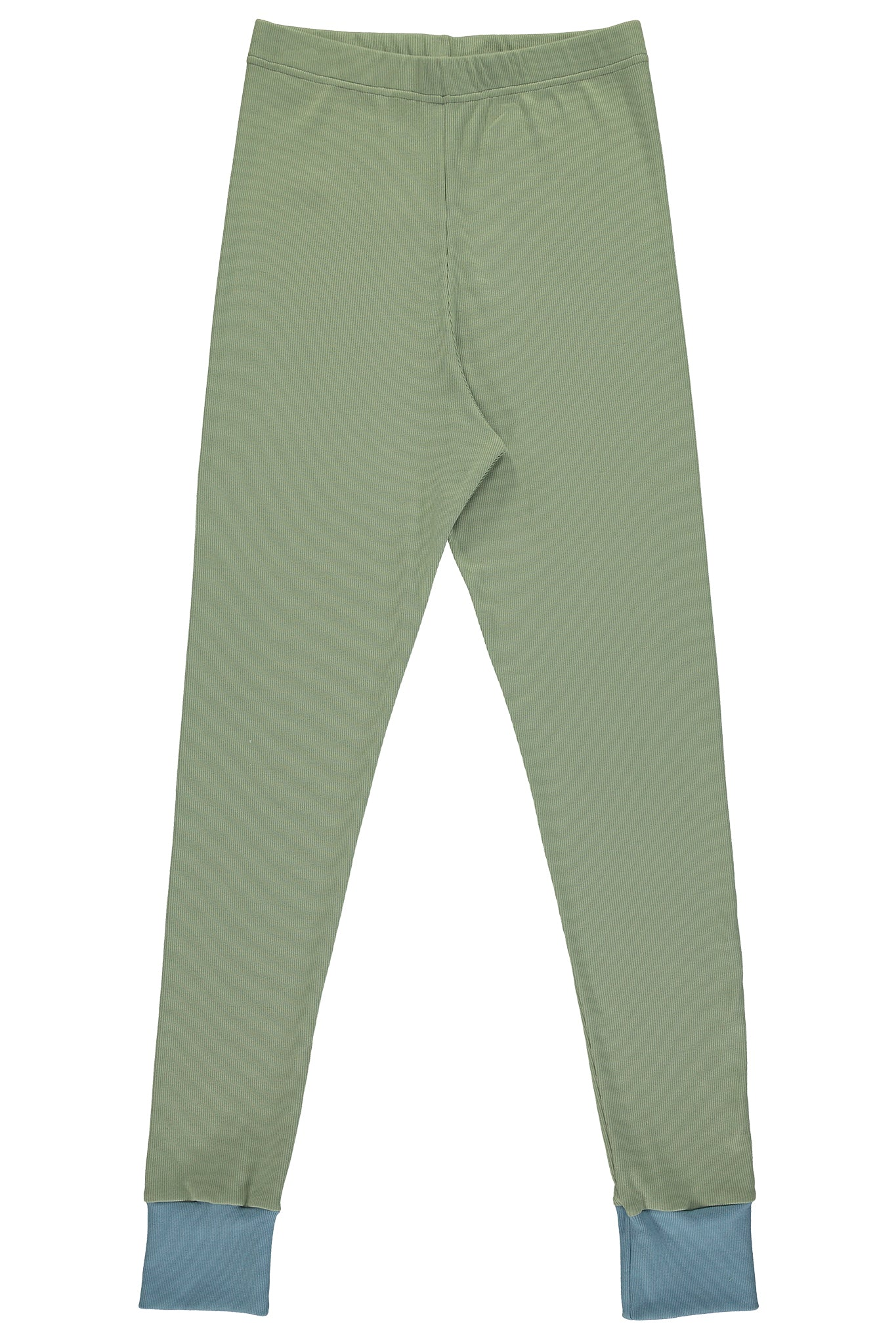 MEN'S SLIM JYMS PYJAMAS - CHRISTMAS SPECIALS - SAGE - The Bright Company