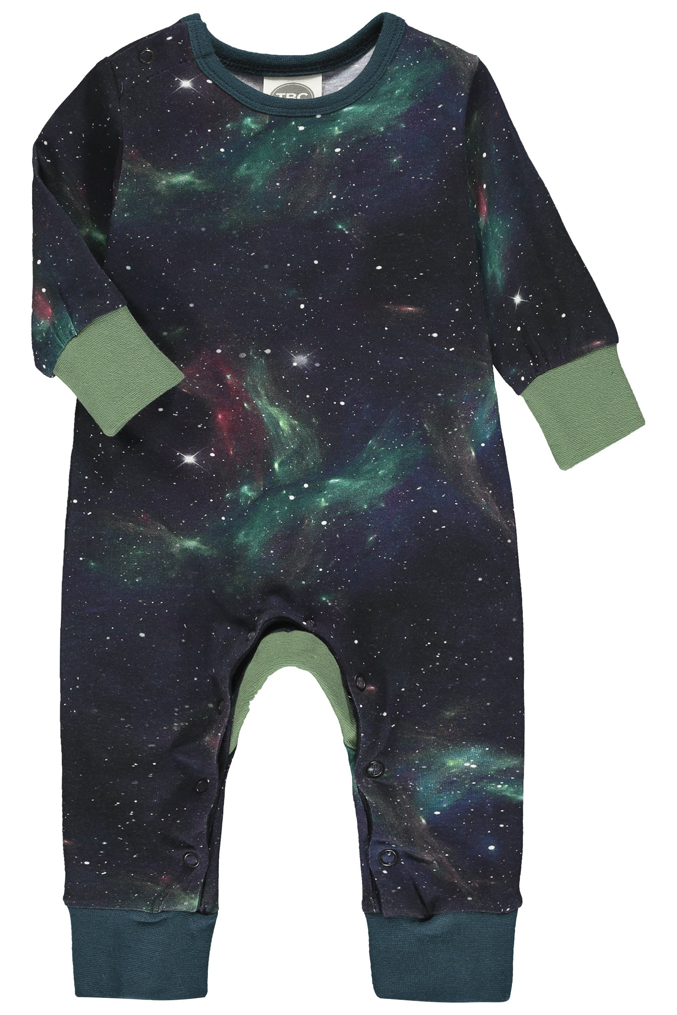 MONTY SLEEPSUIT - GALAXY