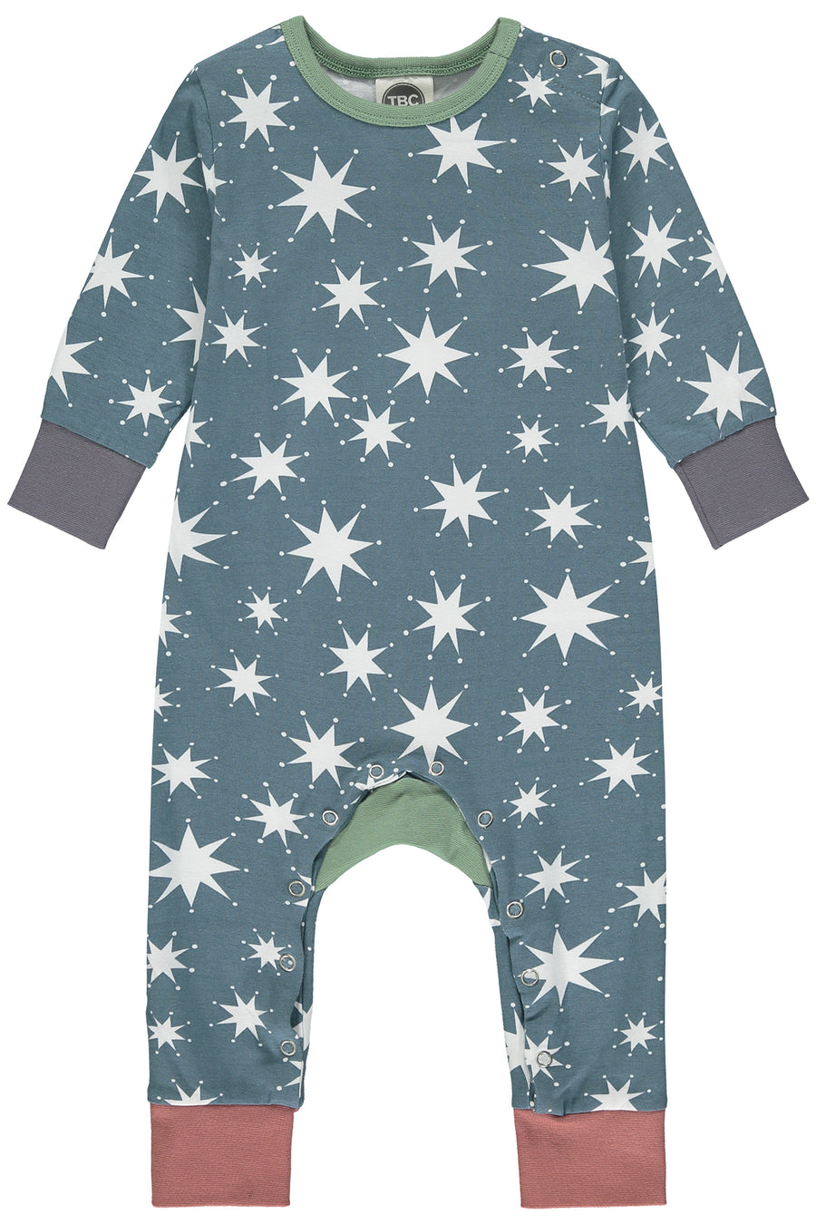 MONTY SLEEPSUIT - CHRISTMAS SPECIALS STARS