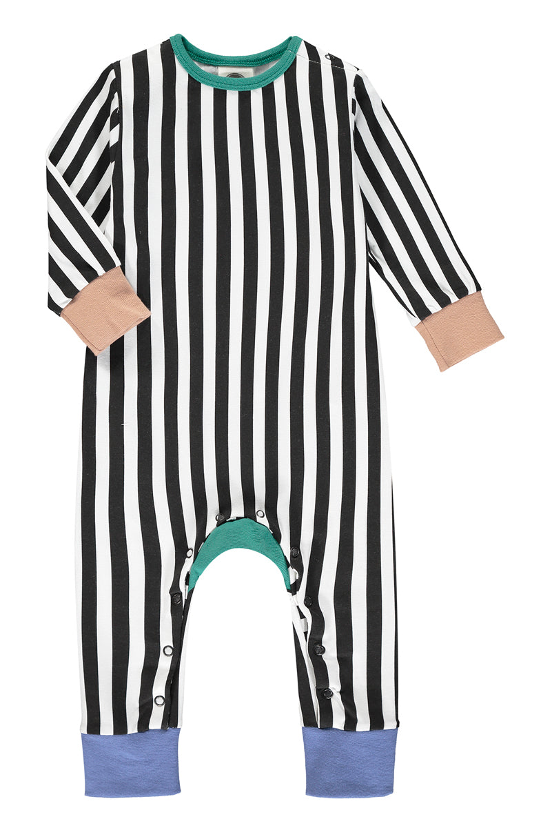 MONTY SLEEPSUIT - STRIPE