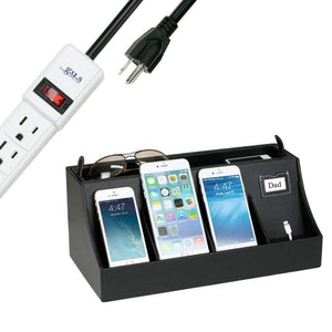 Smartphone Charging Station and Valet