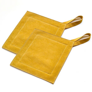 Suede Handle Holders and Trivets/Potholders