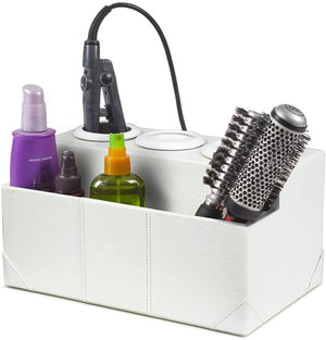Hair Styling Station and Organizer - Great Useful Stuff