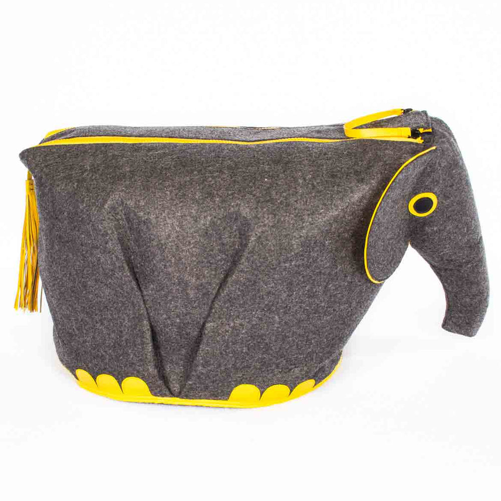 Elephant Toy Storage Bin - Great Useful Stuff